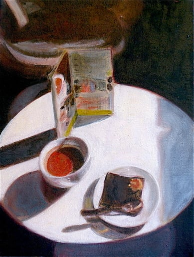 Tomato Soup - Tanya Roland - Painting