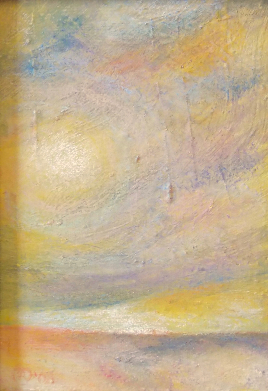 Light in the Coming Storm - Tanya Roland - Painting