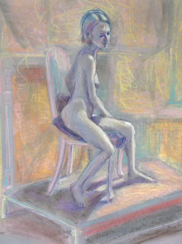 Figure - Tanya Roland - Drawing