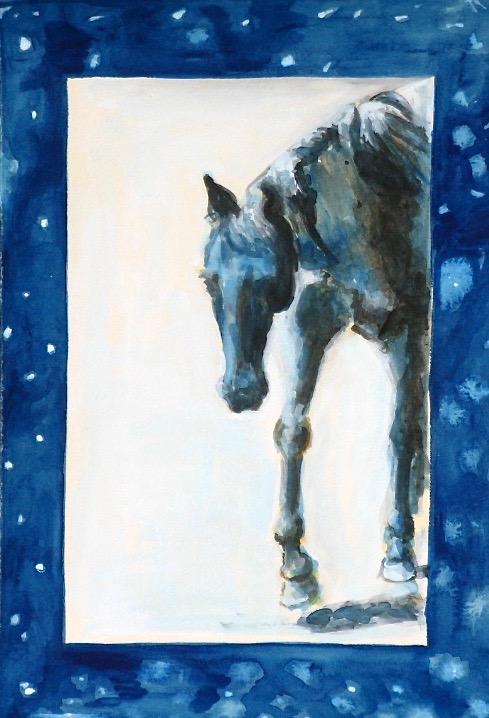 Sparkling Rain - Tanya Roland - Painting
