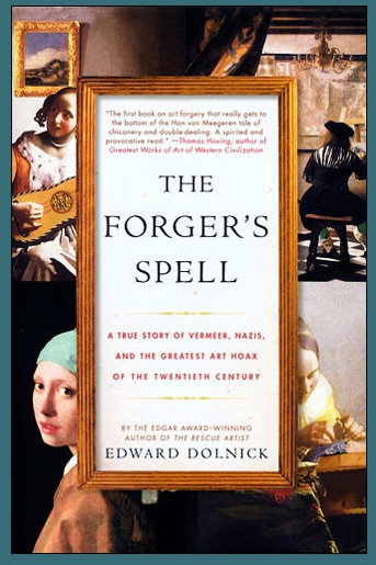 The Forger's Spell - Tanya Roland - Writings