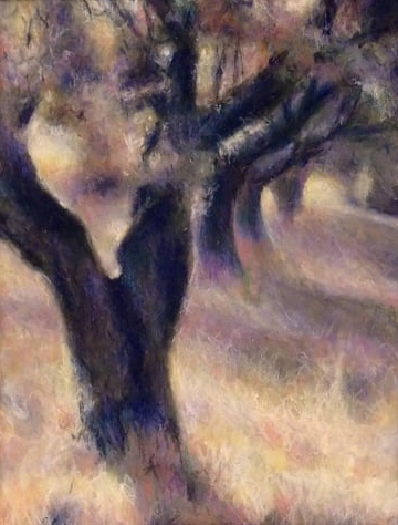 The Grove - Tanya Roland - Painting